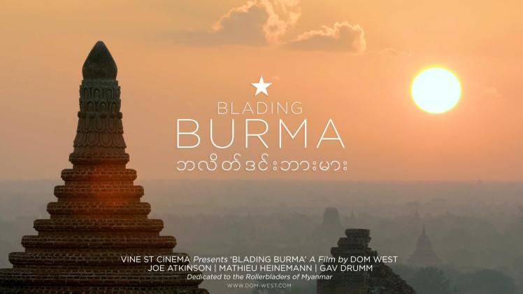 blading burma 1